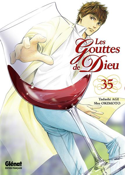 Vol 35 Gouttes De Dieu Les Manga Manga News border=