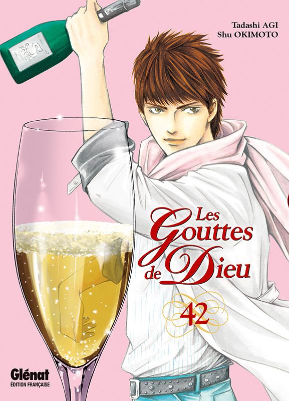 Vol 42 Gouttes De Dieu Les Manga Manga News border=