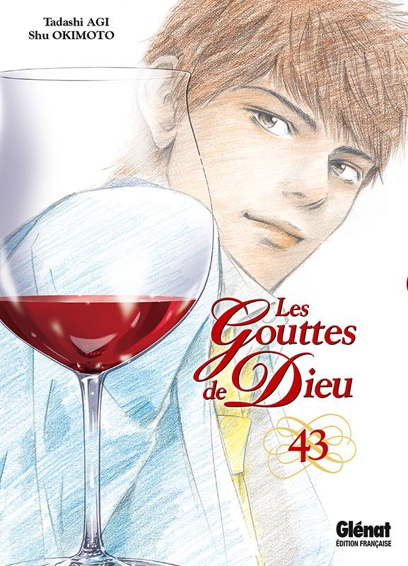 Vol 43 Gouttes De Dieu Les Manga Manga News border=