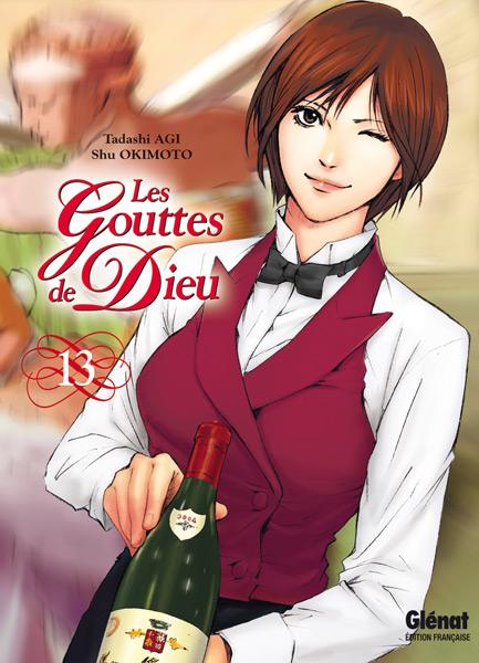 Vol 13 Gouttes De Dieu Les Manga Manga News border=