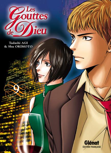 Vol 9 Gouttes De Dieu Les Manga Manga News border=