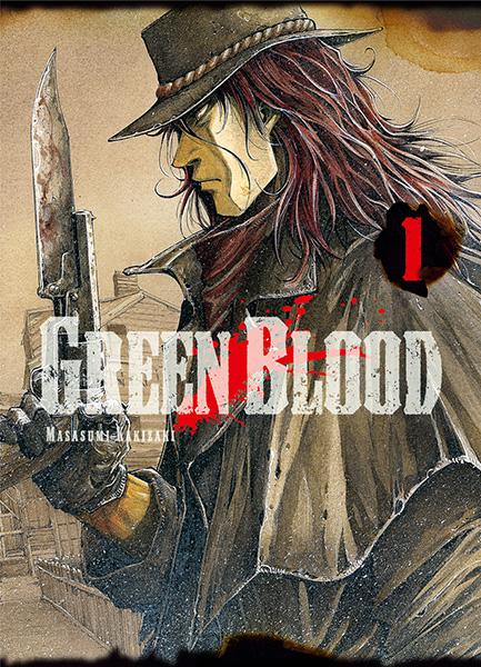 [MANGA] Green Blood ~ Green-blood-1-ki-oon