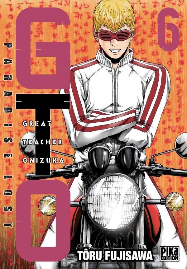 Manga - Manhwa - GTO - Paradise Lost Vol.6