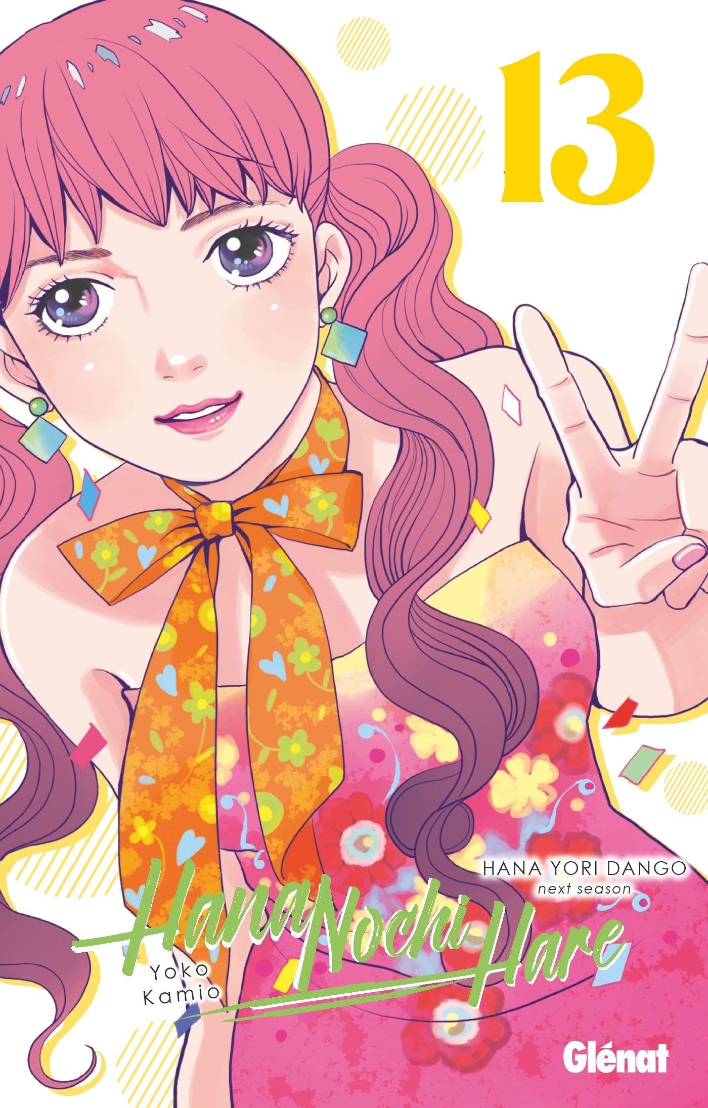 Sortie Manga au Québec JUIN 2021 Hana-nochi-hare-13-glenat