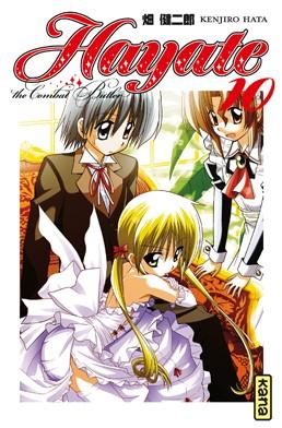 Hayate the combat butler Vol.10