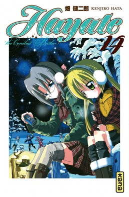 Hayate the combat butler Vol.14
