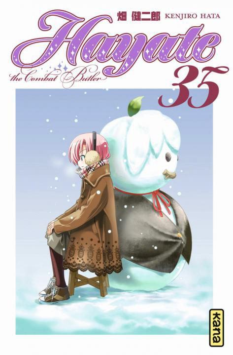 Hayate the combat butler Vol.35