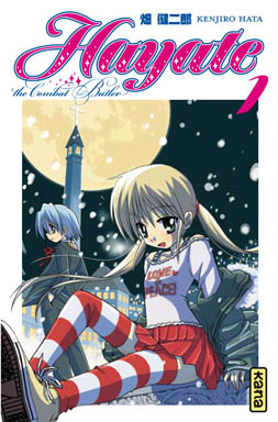 Hayate the combat butler Vol.1
