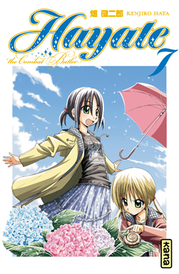 Hayate the combat butler Vol.7