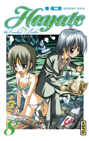 Hayate the combat butler Vol.8