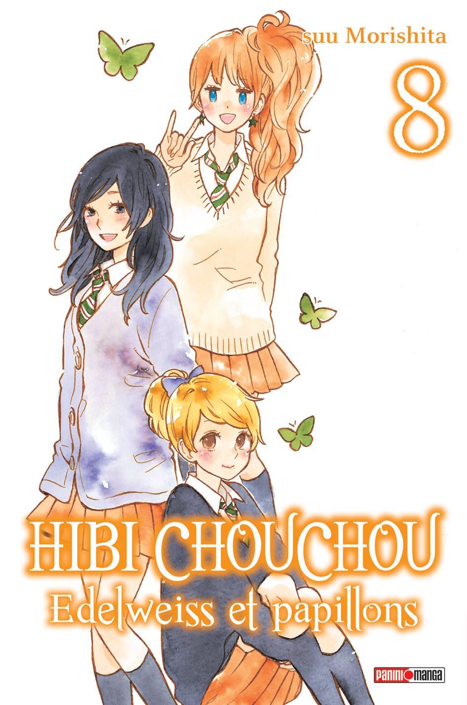 Hibi Chouchou - Edelweiss & Papillons Vol.8