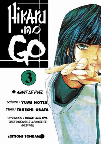 Hikaru no Go, Vol. 9