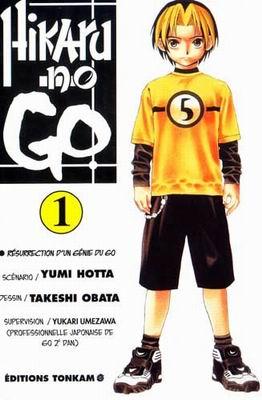 Hikaru no go Vol.1