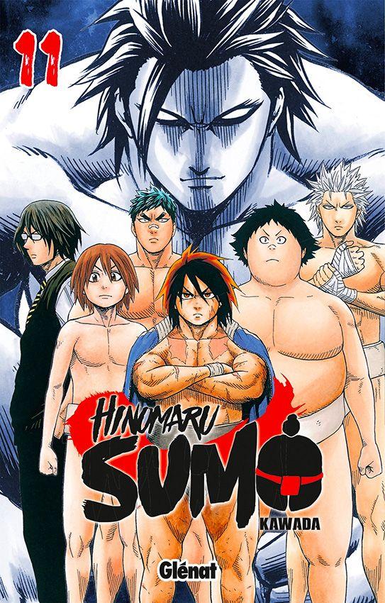 Hinomaru Sumo Vol.11