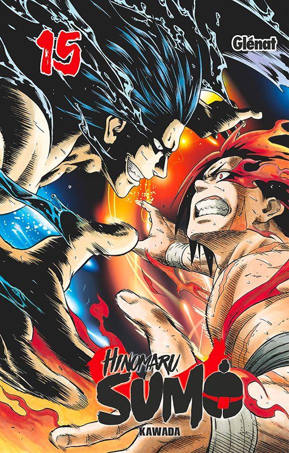 Hinomaru Sumo Vol.15