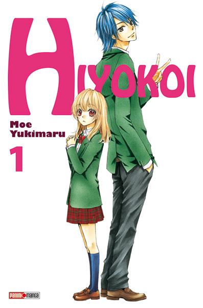 Manga - Manhwa - Hiyokoi Vol.1