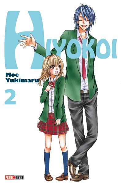 Manga - Manhwa - Hiyokoi Vol.2
