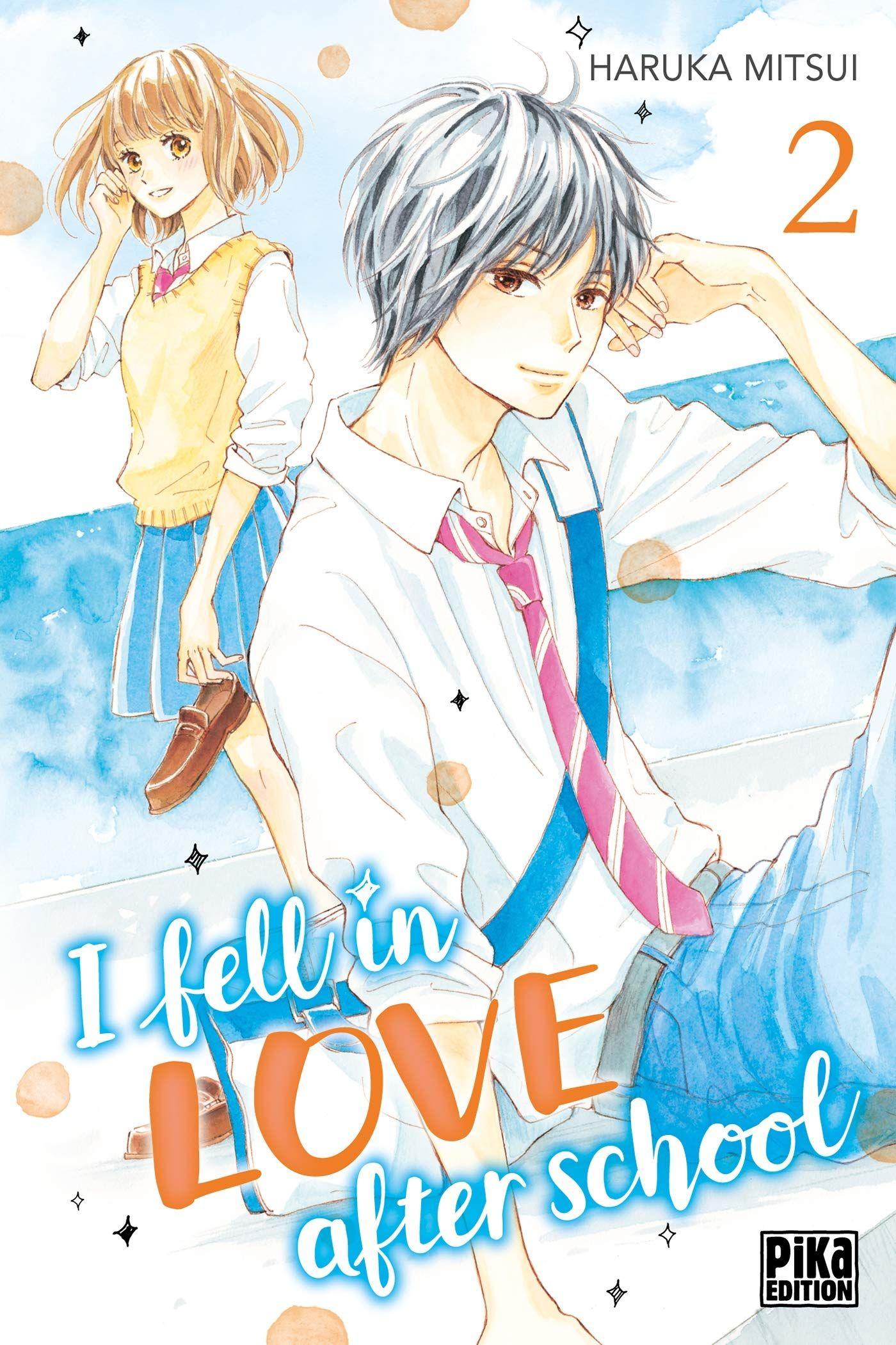 Sortie Manga au Québec JUIN 2021 I-feel-love-after-school-2-pika