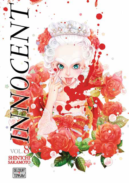 Manga - Manhwa - Innocent Vol.8
