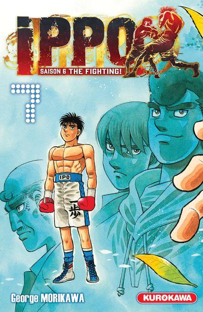 Sortie Manga au Québec MAI 2021 Ippo-s6-7-kurokawa
