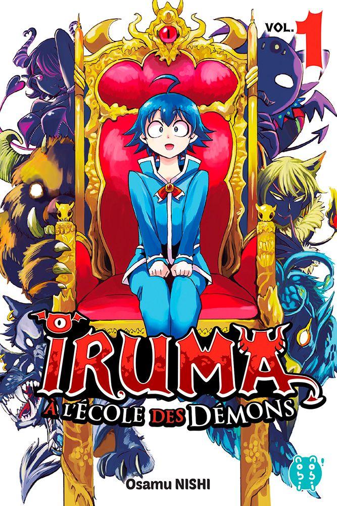 Iruma à l'école des Démons / Welcome to Demon School, Iruma-kun Iruma-ecole-des-demons-1-nobi