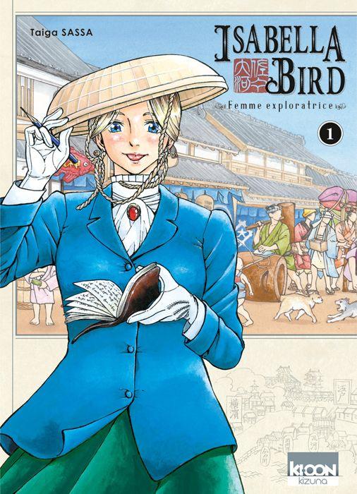 Manga - Manhwa - Isabella Bird - Femme exploratrice Vol.1