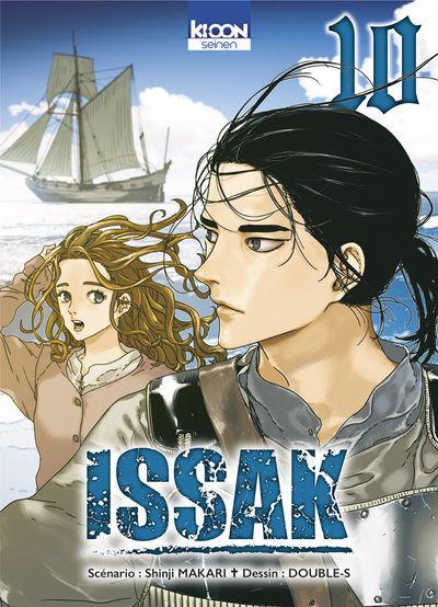 Sortie Manga au Québec JUIN 2021 Issak-10-kioon