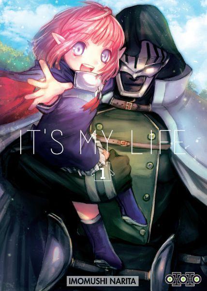 Sortie Manga au Québec MAI 2021 Its-my-life-1-ototo
