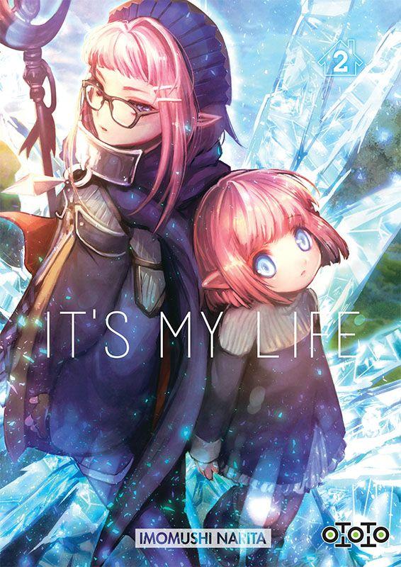 Sortie Manga au Québec MAI 2021 Its-my-life-2-ototo