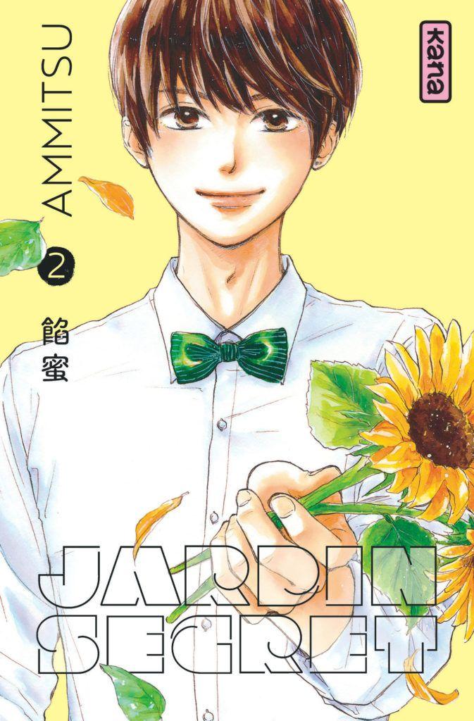 Manga - Manhwa - Jardin Secret Vol.2