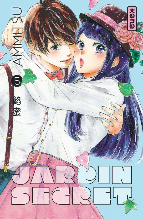 Manga - Manhwa - Jardin Secret Vol.5
