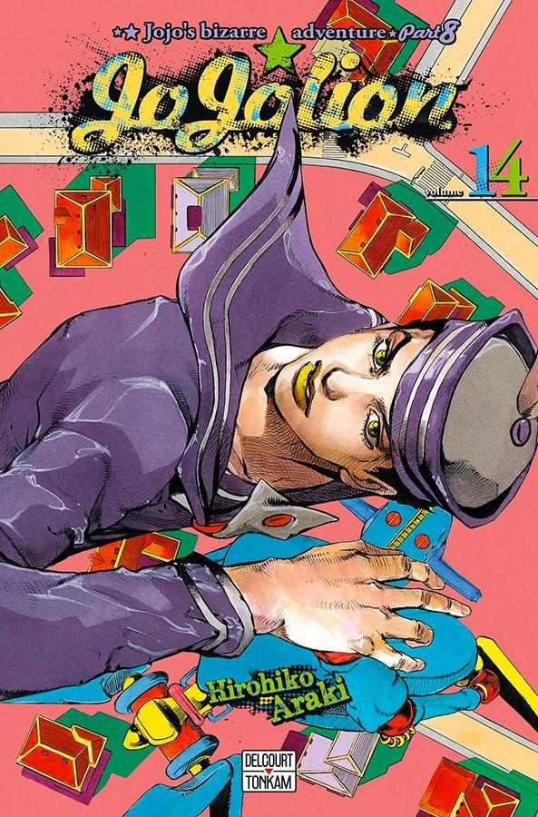 Jojo's bizarre adventure - Saison 8 - Jojolion Vol.14