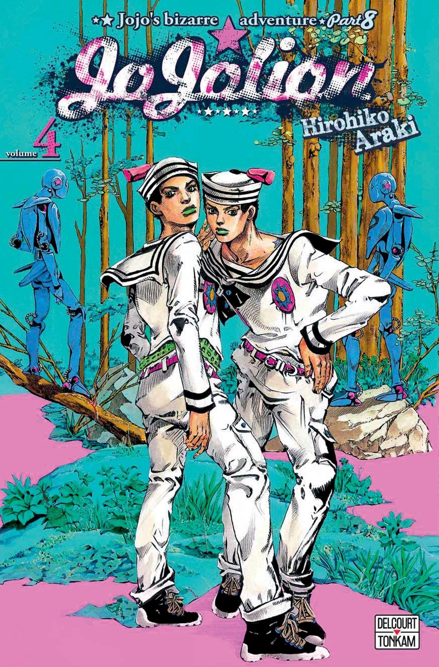 Jojo's bizarre adventure - Saison 8 - Jojolion Vol.4