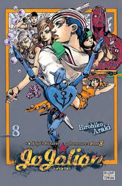 Jojo's bizarre adventure - Saison 8 - Jojolion Vol.8
