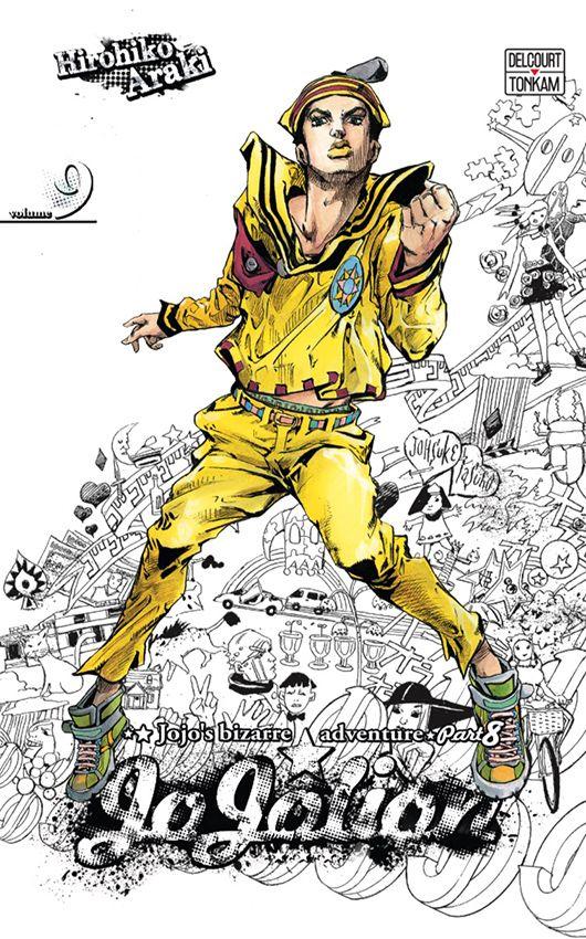 Jojo's bizarre adventure - Saison 8 - Jojolion Vol.9