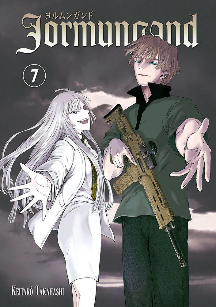Jormungand Vol.7