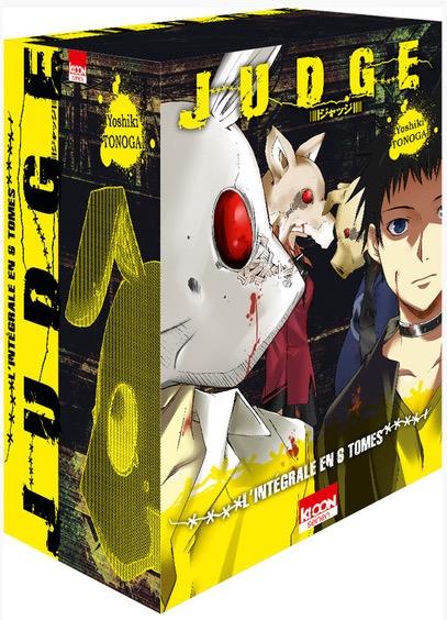 Judge, Vol. 3, by Yoshiki Tonogai, Manga, 2014, V. Good condition.