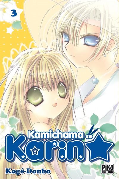 Kamichama Karin Vol.3