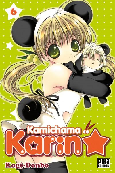 Kamichama Karin Vol.6