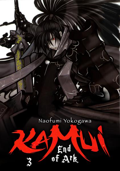 Kamui - End of Ark Vol.3