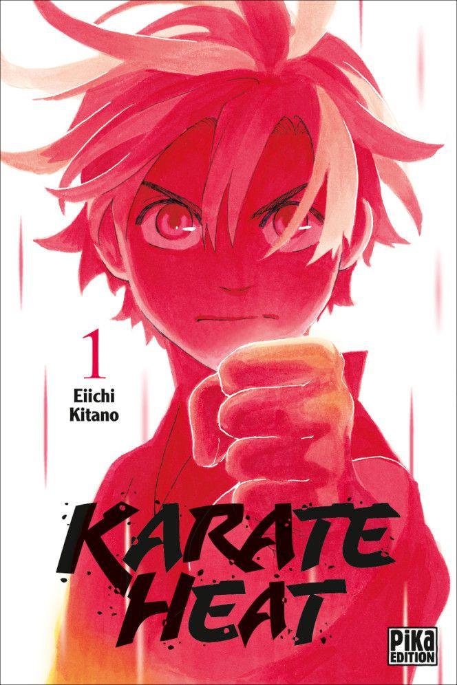 Karate Heat Vol.1