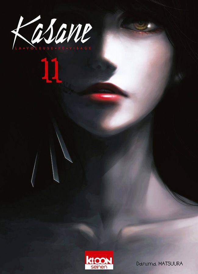 Kasane - La voleuse de visage Vol.11