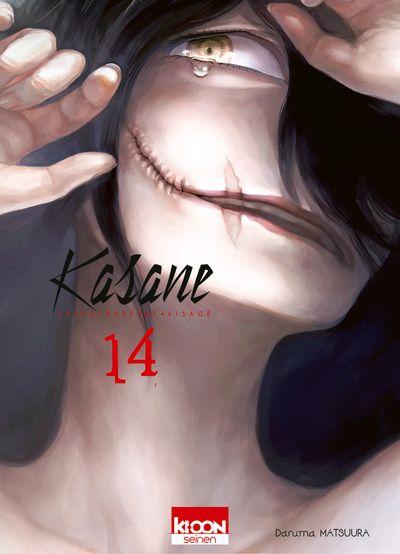 Kasane - La voleuse de visage Vol.14