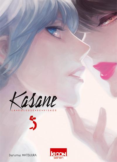 Kasane - La voleuse de visage Vol.5