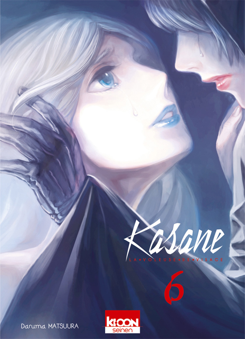Kasane - La voleuse de visage Vol.6
