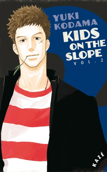 Manga - Manhwa - Kids on the slope Vol.2