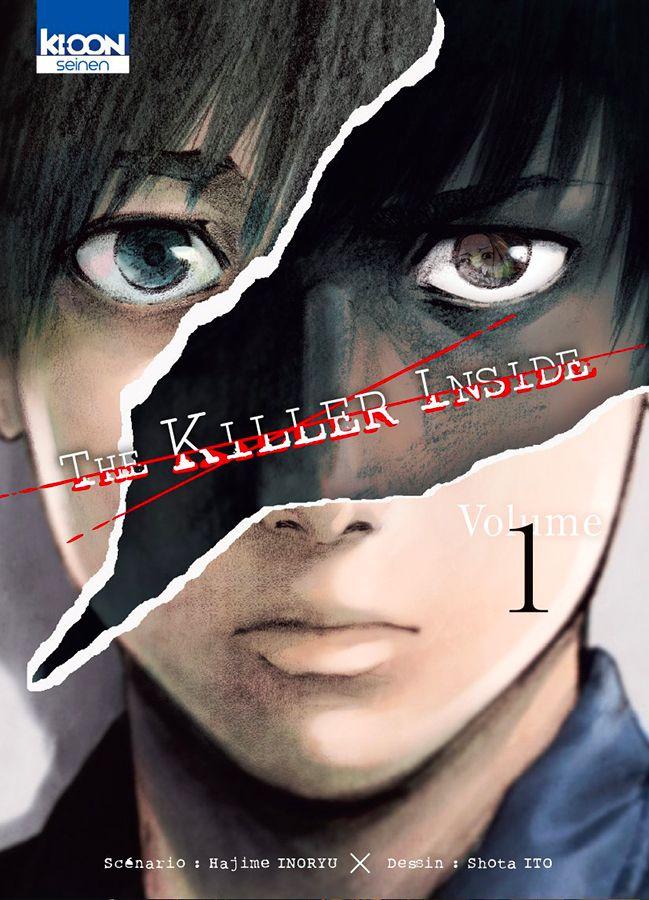 The killer inside Vol.1