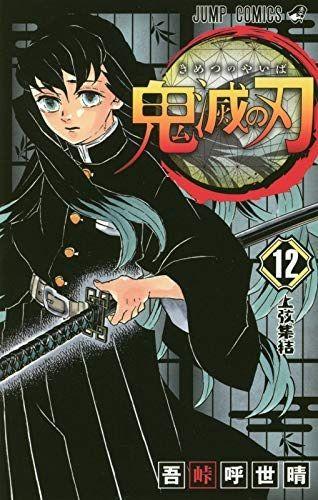 Manga - Manhwa - Kimetsu no Yaiba jp Vol.12