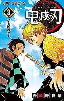 Manga - Manhwa - Kimetsu no Yaiba jp Vol.3