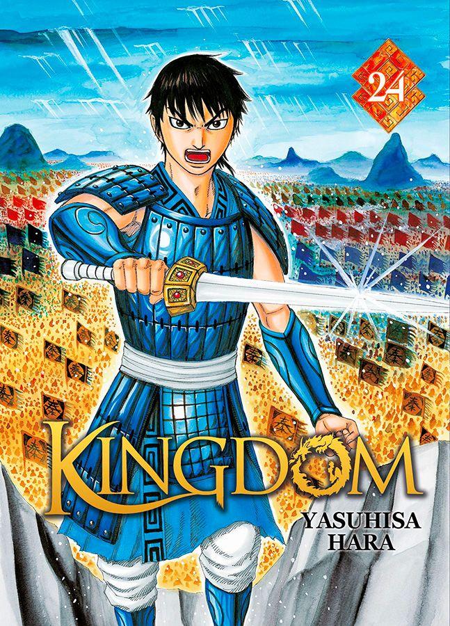 Kingdom Vol.24
